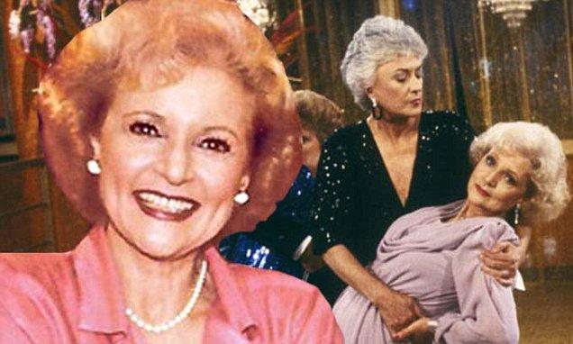 Golden Girls Betty White And Bea Arthur Were Not As