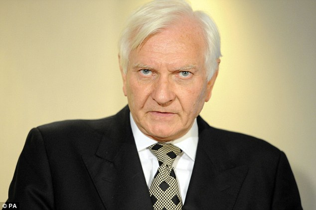 Former Conservative MP Harvey Proctor accused police of a 'gay witch-hunt' when he disclosed that he had been questioned over the alleged murders