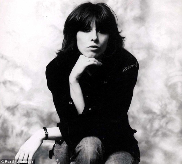 Dark episode: Chrissie Hynde reveals she 'out rocked' most of her male peers when it came to hard living