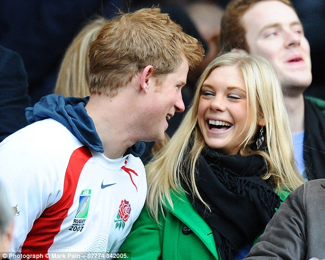 Zimbabwean socialite Chelsy Davy is said to be considering giving the relationship another chance after the prince wooed her again during his recent travels in Africa. The pair are pictured in 2008