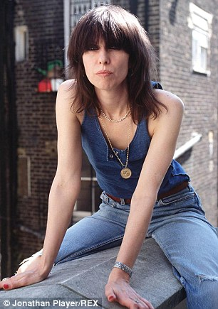 Chrissie Hynde has waded into another contentious area – the overly sexualised nature of modern pop music