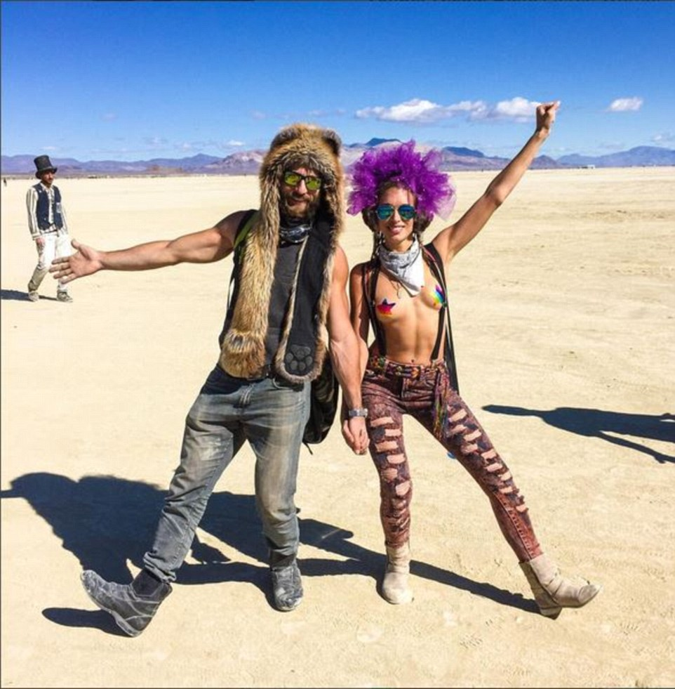 Thousands of attendees have now left Black Rock City and the Burning Man festival, with the mass exodus lasting through Monday