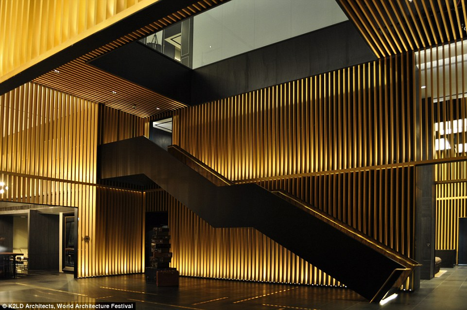 World Architecture Awards Hotels Amp Leisure Building Of The