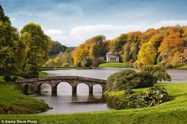 capability brown english landscape gardens Capability Brown's lost garden: Discovered in an archive