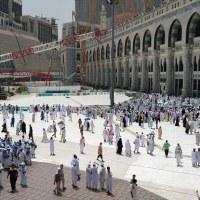 Over 100 Killed in Crane Collapse in Meca
