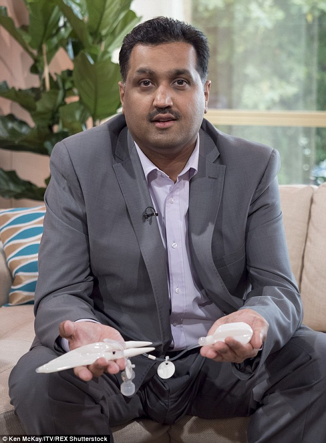 Mohammed Abad, who was recently fitted with a 'bionic penis' after losing his own in a freak road accident, revealed he is set to lose his virginity aged 43 to a sex worker