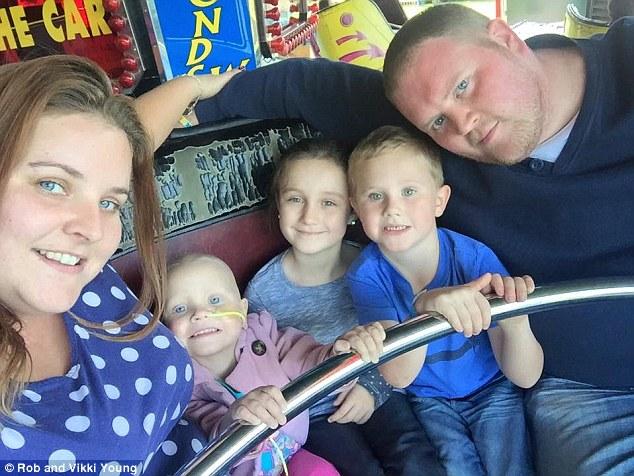 Rainham Family Raises 500k To Treat 3 Year Old Battling