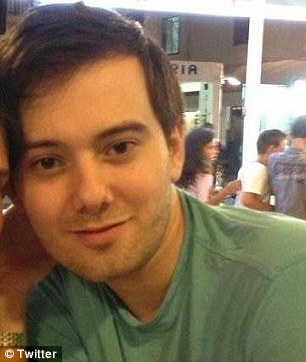 Shkreli's OK Cupid page has since been deleted