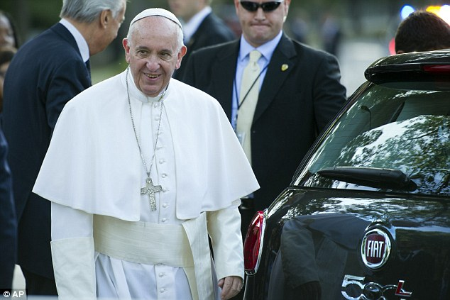 Francis quickly became known this week for his penchant for the Fiat, an Italian hatchback that eschews the pomposity of an armored limousine
