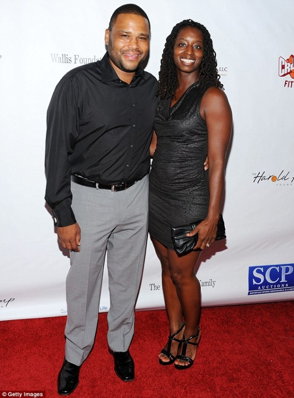 Not over yet! Anthony Anderson's wife Alvina cancels ...
