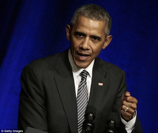Barack Obama says freedom of religion is not an excuse to ...
