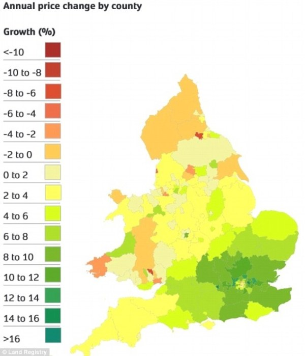 House prices: What to expect - news and predictions | This ...