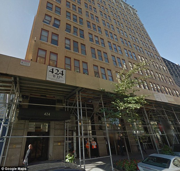 Above, Planned Parenthood's corporate headquarters in Manhattan which the organization purchased for $34.8million in 2011