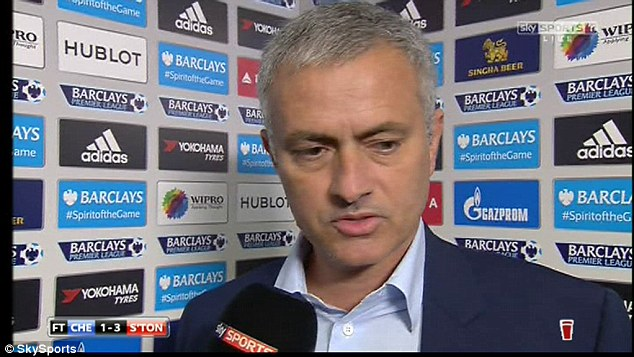 'This is a crucial moment...if the club sacks me they sack the best manager that this club have,' said Mourinho