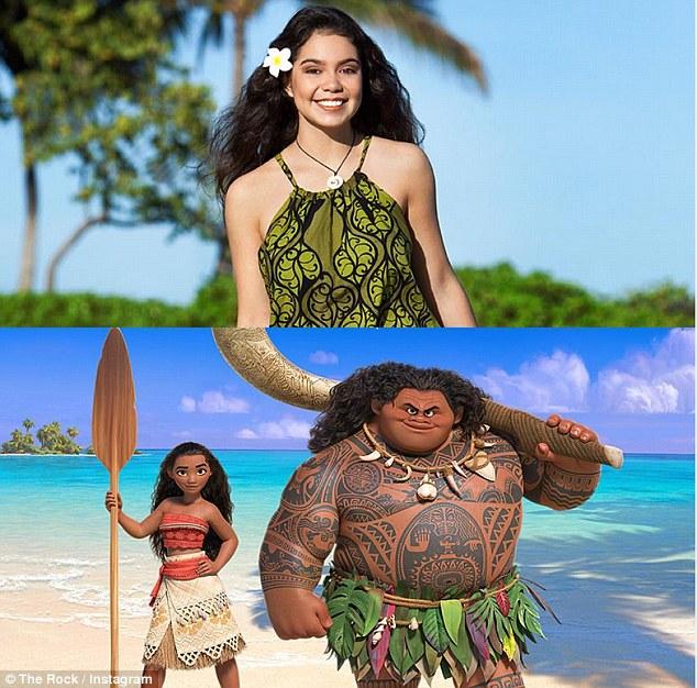 Disney Finds Their Princess As They Cast Aulii Cravalho