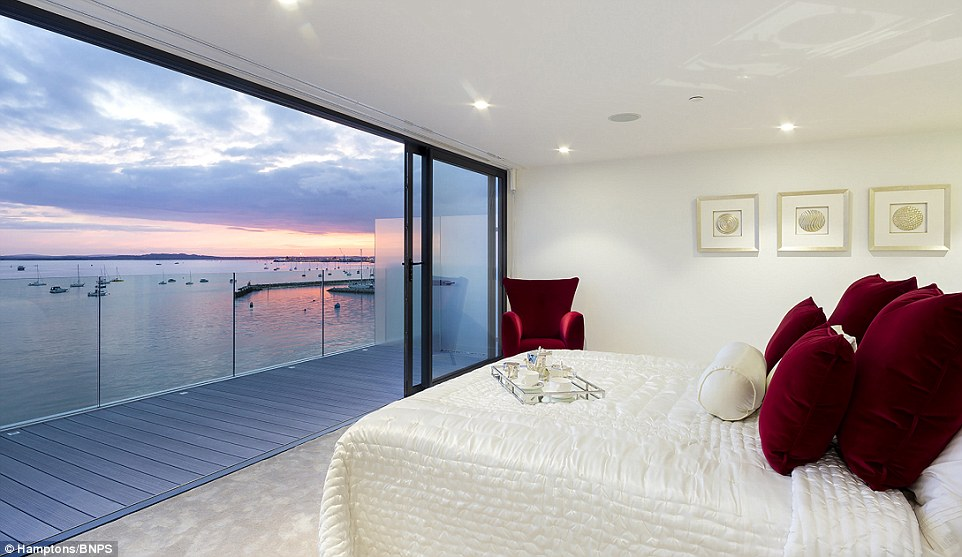 Sandbanks Home The Vanquish Is On The Market For 7