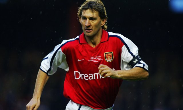 Tony Adams being 'very intelligent' and having 'strong pride' made him the  perfect captain, says Arsenal boss Arsene Wenger | Daily Mail Online
