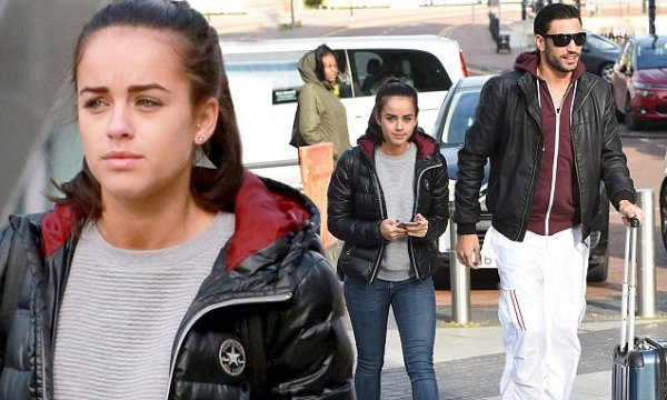 Strictly Come Dancing's Georgia May Foote and Giovanni ...