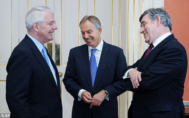 When Mr Blair was elected prime minister in 1997, he was determined to place Mr Campbell at the heart of government
