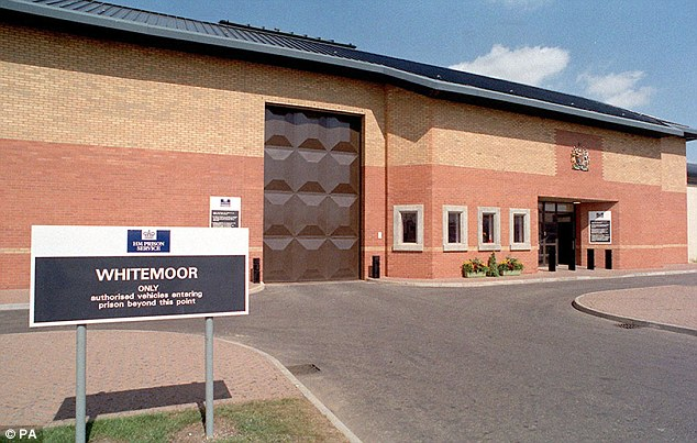 Whitemoor in numbers: Half of the 447 inmates of the remote Cambridgeshire jail (pictured) were Muslim in May this year - up from 40 per cent a year earlier and 28 per cent in 2008.</p> <p>Nationally the figure is 15 per cent&#8221; width=&#8221;634&#8243; height=&#8221;403&#8243; /></p> <p><em>Whitemoor in numbers: Half of the 447 inmates of the remote Cambridgeshire jail (pictured) were Muslim in May this year up from 40 per cent a year earlier and 28 per cent in 2008.</p> <p>Nationally the figure is 15 per cent. </em></p> <p>A series of worrying reports on the establishment has revealed that inmates come under intense pressure to convert to Islam, which is treated by the most dangerous Muslims as a gang or protection racket rather than a religion.</p> <p> There were some intimidating heavy players among the Muslim population who appeared to be orchestrating prison power dynamics rather than propagating or following the faith, according to a landmark 2012 academic study.</p> <p>Inmates told researchers they were bullied into changing religion, and even those who resisted were too scared to cook pork in communal kitchens in case it caused offence.</p> <p><img class=