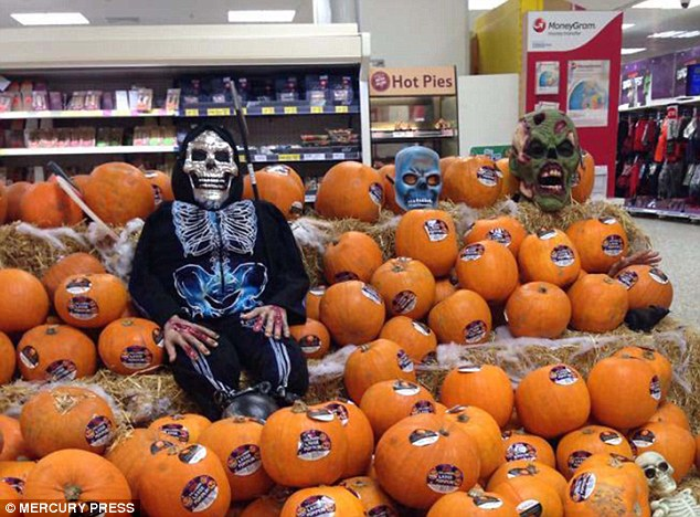 Walking Dead Walmart Items