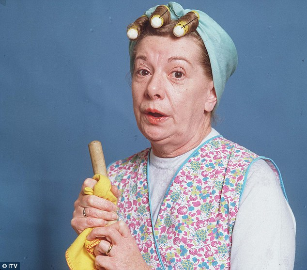 Image result for hilda ogden