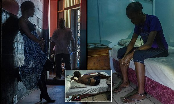 Prostitution in Papua New Guinea where TWO THIRDS of young ...