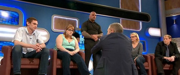 Man proposes for the SECOND time on Jeremy Kyle after his ...