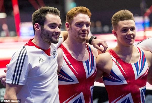 Great Britain's men's gymnastics team qualify for 2016 ...