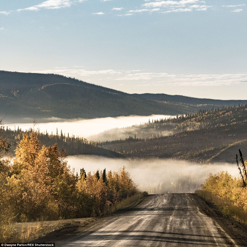 Photographer Dwayne Partons Stunning Images Of Alaskas