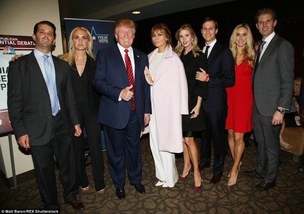 Melania Trump's extraordinary journey from Communist's ...