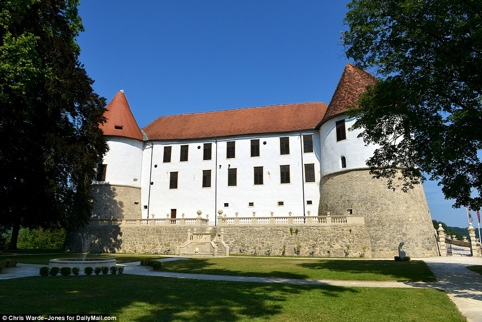 Centerpiece: Sevnica is built around its 12th century castle. Until the end of World War I it was part of Austro-Hungary, then Yugoslavia until that country collapsed in bloody civil war. Slovenia left peacefully and was not scarred by ethnic cleansing.