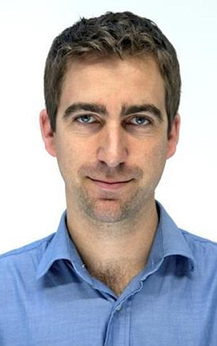 Charity scandal: Chief strategist for Save The Children, Brendan Cox, denied allegations against him but left the organisation in September