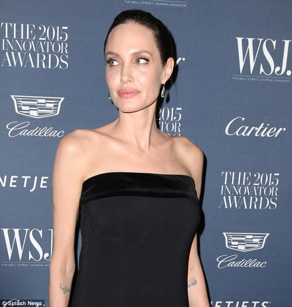 Angelina Jolie Pitt says she was worried for Amy Pascal in ...