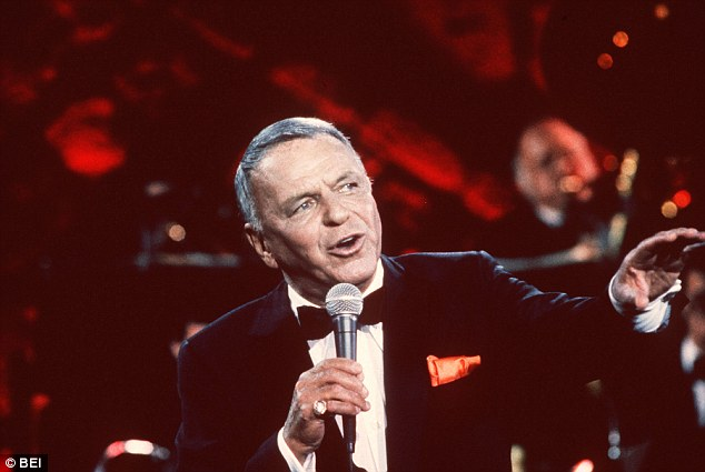 Frank Sinatra was widely believed to have links to the Mafia, but now it is claimed he worked with Colombians