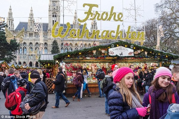 Best Christmas markets in the UK and Europe revealed ...