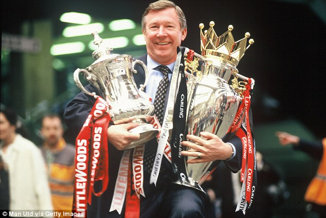 Sir Alex Ferguson was the most successful manager in Manchester United's history