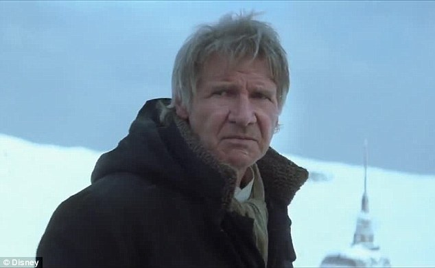 Image result for Cold weather han solo