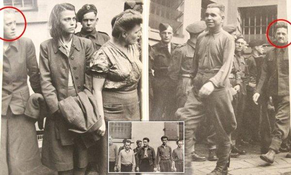 Nazi's 'Bitch of Belsen' and Auschwitz killer Franz ...