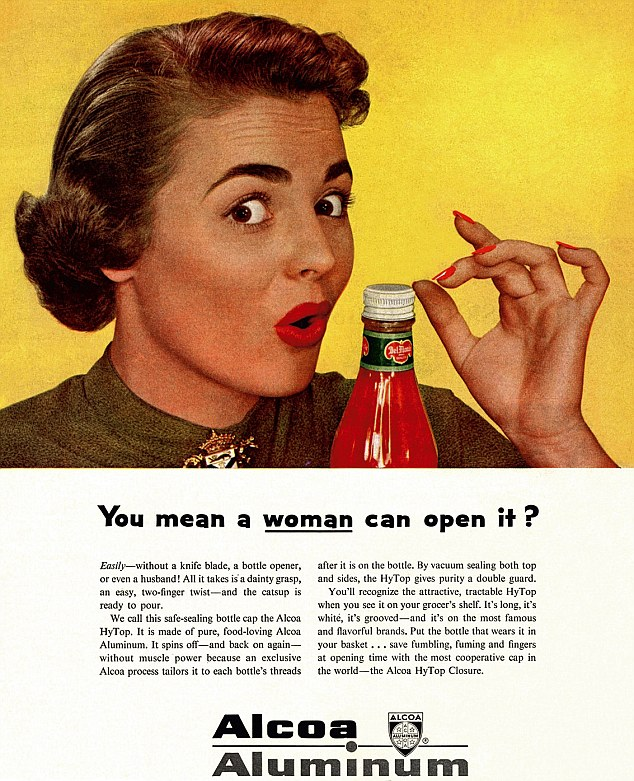 Image result for 1950s sexist ads