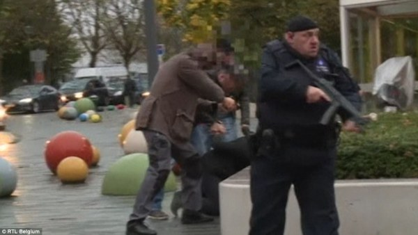 Paris attack terrorist was QUESTIONED by French police at ...