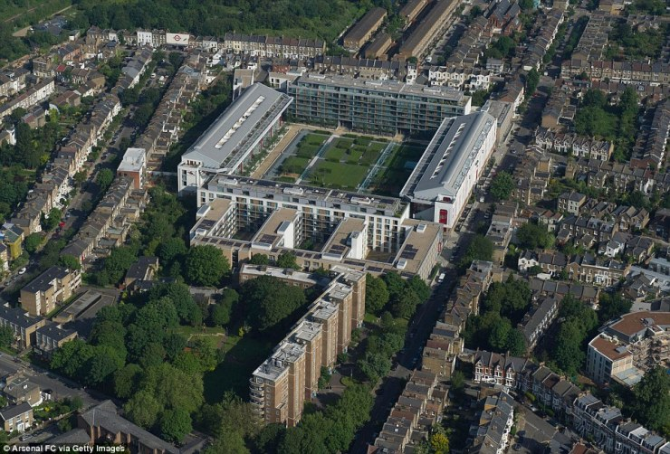 After its closure, Arsenal held an auction to sell off many of the stadium's parts, including pieces of the pitch and the goalposts - and it was redeveloped and converted into flats in a project known as 'Highbury Square'. The Gunners moved to the Emirates Stadium