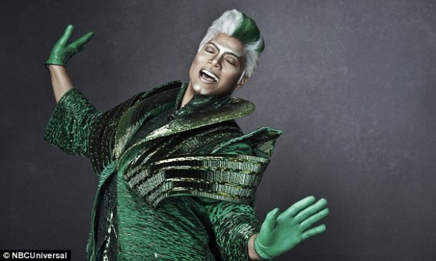 The Wizard of Oz: Executive producer Craig Zadan told Entertainment Weekly that The Wiz, played by Queen Latifah, is 'the mysterious and powerful wizard who holds the keys to the Emerald City'