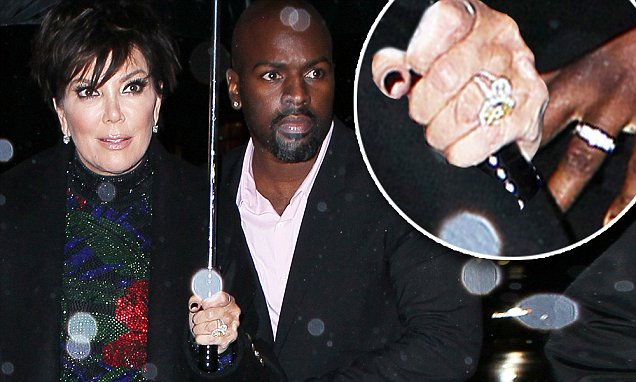 Kris Jenner Wants To Marry Corey Gamble As The Two Flash