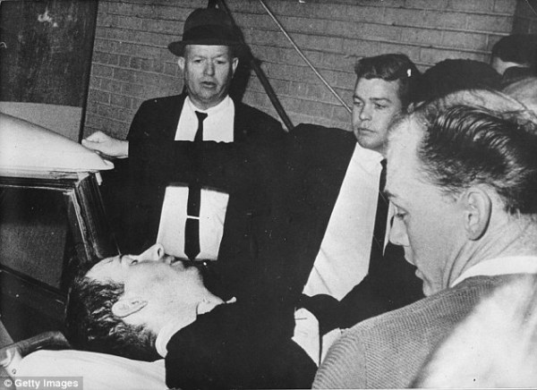 Lee Oswald's friend is convinced he is a patsy for John F ...