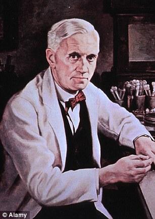 soapmaker William Leve