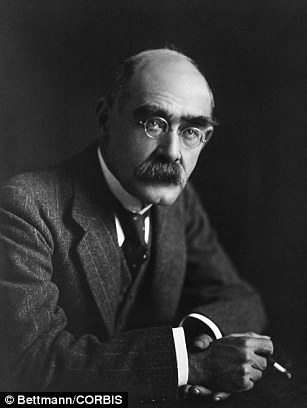 Jungle Book writer Rudyard Kipling