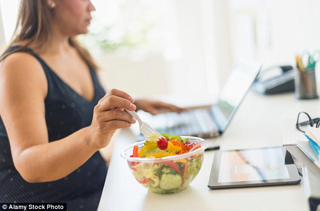 There is nothing wrong with snacking but make sure you choose foods which are light and healthy