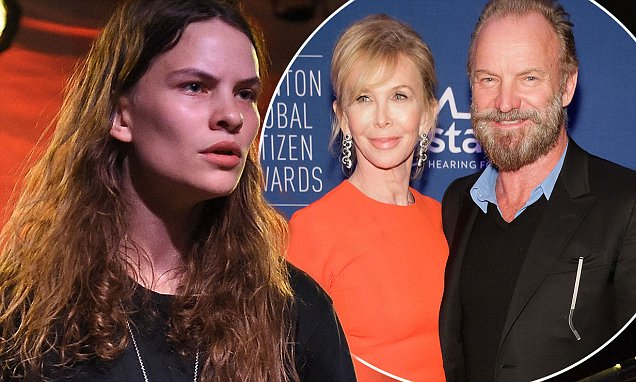 Sting And Trudie Stylers Daughter Eliot Sumner Comes Out