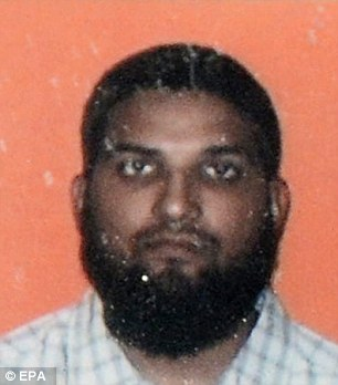 Tashfeen Malik is the wife of Syed Farook (pictured). The couple massacred 14